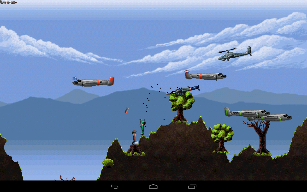 Air Attack (Ad)- screenshot