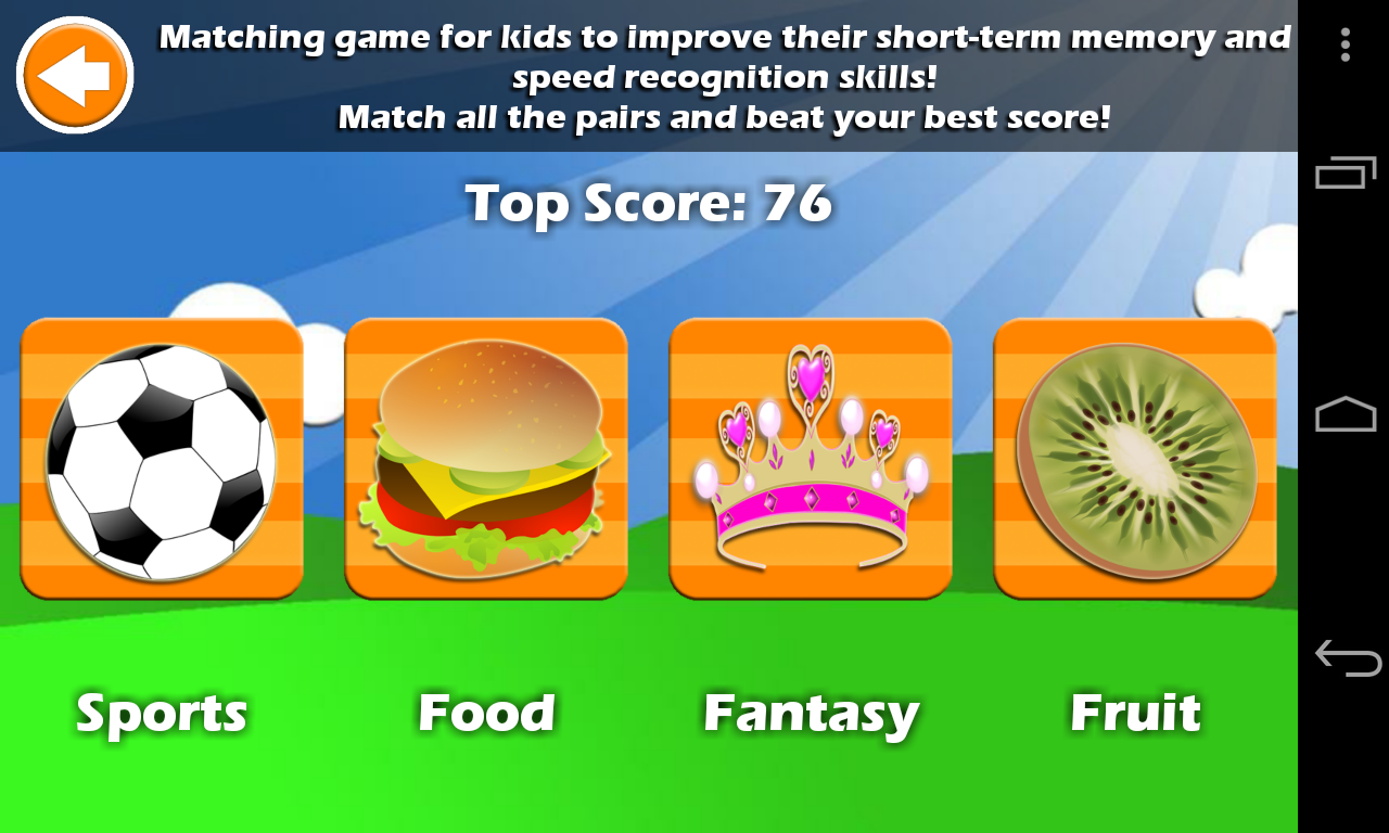 Kids Games Free 3 years old - screenshot