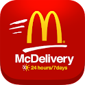 McDelivery Singapore icon