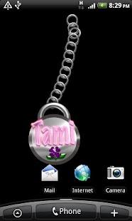 Tami Name Tag