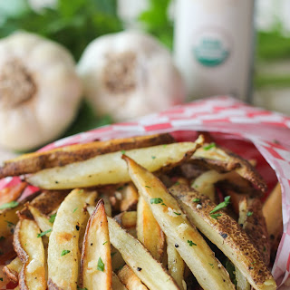 Garlic Truffle Fries.