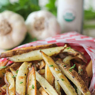 Garlic Truffle Fries.