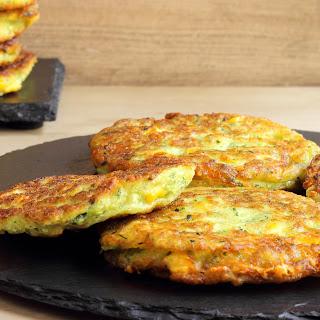 Spiced Squash Pancakes