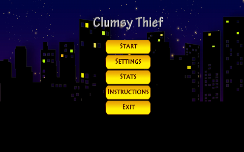 Clumsy Thief (Action Arcade)- screenshot thumbnail