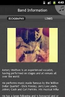 Antony Wolfson - screenshot thumbnail