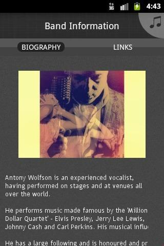 Antony Wolfson - screenshot