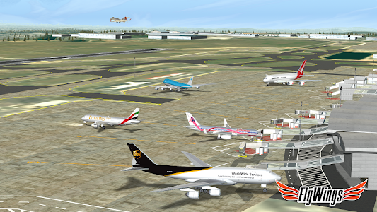 Flight Simulator Paris FULL HD v1.3.0