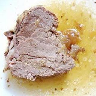 Jewish Gran's Best Beef Brisket