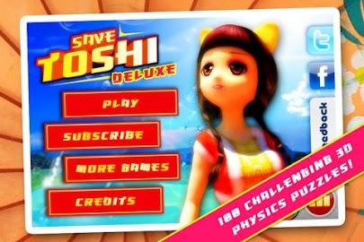 Save Toshi HD Screenshot 4