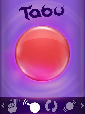 Tabu Buzzer App - screenshot