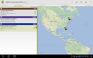 Screenshot of Package Buddy Pro