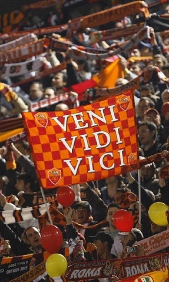 AS Roma Wallpapers- screenshot