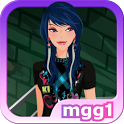 Emo Fashion Dress Up icon