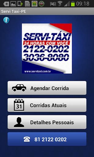 Servi Taxi-PE