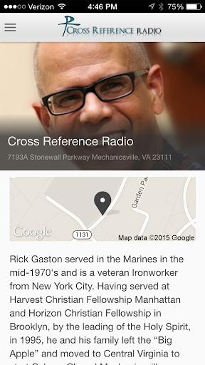 Cross Reference Radio