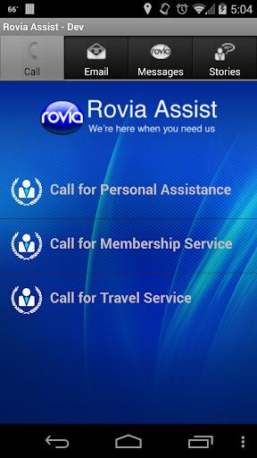 Rovia Assist