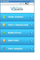 Screenshot of Virtual Barter