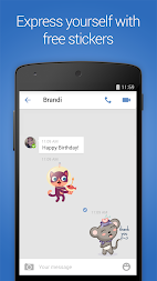 imo free video calls and chat APK screenshot thumbnail 2