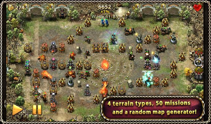 Myth Defense 2: DF Platinum - screenshot