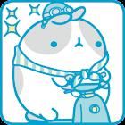 몰랑이 스페셜블루 카카오톡 테마 icon