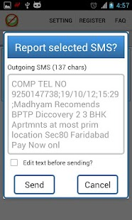 India Against Spam-AwardWinner - screenshot thumbnail