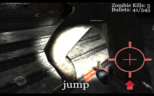Zombie Hunter 3D- screenshot thumbnail
