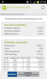 MyRevenues- screenshot thumbnail