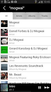 Remoteless for Spotify - screenshot thumbnail
