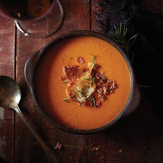 Tuscan Tomato White Bean Soup.