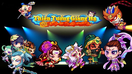Thien Tuong Giang Ha - Vo Lam