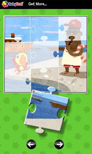 拼圖遊戲 – 由BabyFirst 提供