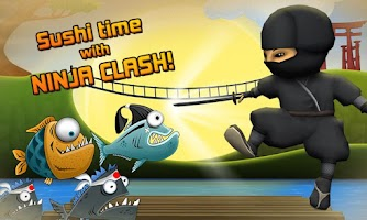 Screenshot of NINJA CLASH