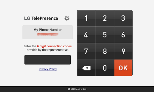 LG Telepresence