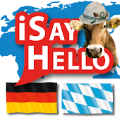 iSayHello German - Bavarian