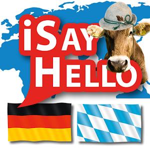 iSayHello German - Bavarian