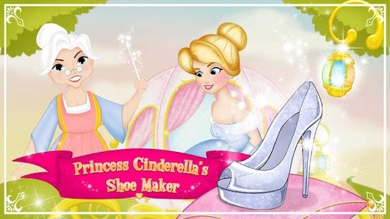 Princess Cinderella Shoe Maker