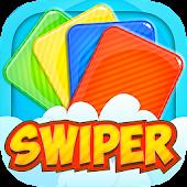 Swiper - fast reflex card game