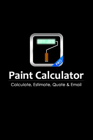 Paint Calculator PRO