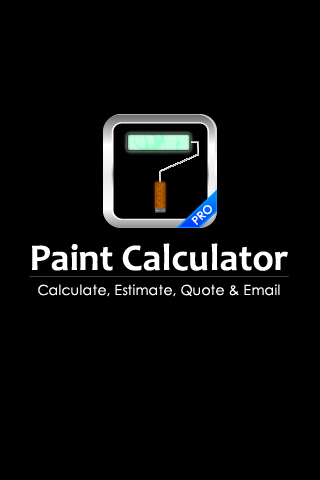 Paint Calculator PRO- screenshot