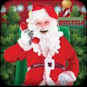 Santa Phone Call icon