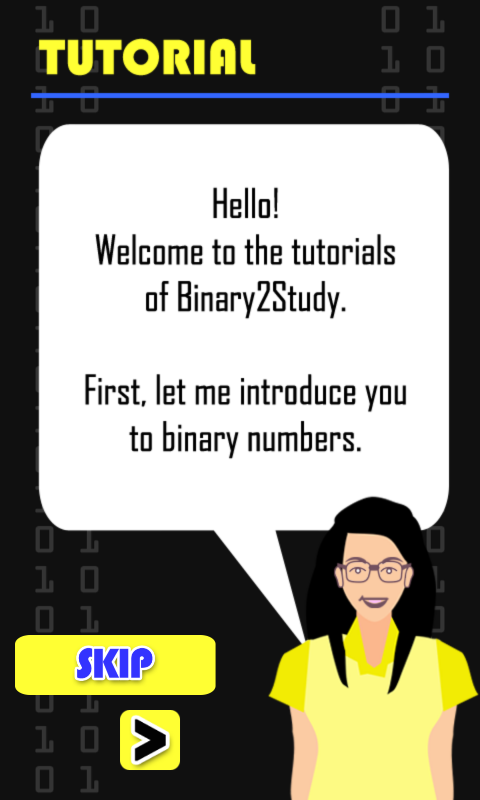 Binary2Study- screenshot
