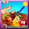 Kids Farmer Garden Makeover icon