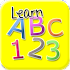 Kids Learn Alphabet & Numbers 1.9