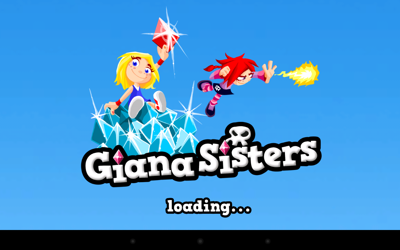 Giana Sisters- screenshot