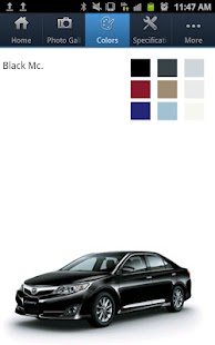 Toyota Camry – ALJ - screenshot thumbnail