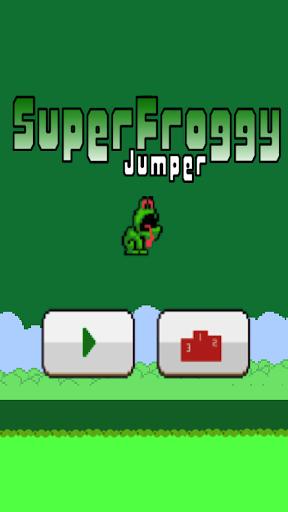 Super Froggy Jumper