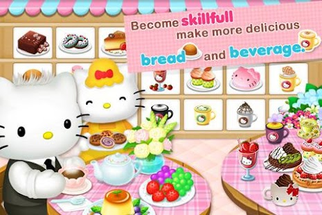 Hello Kitty Coffee - screenshot thumbnail