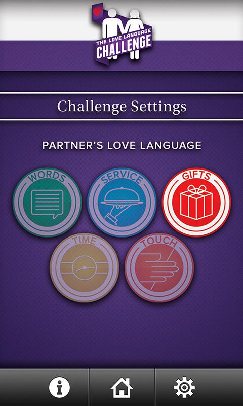 The 5 Love Languages- screenshot