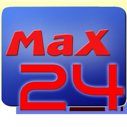 MAX24 LOGO-APP點子