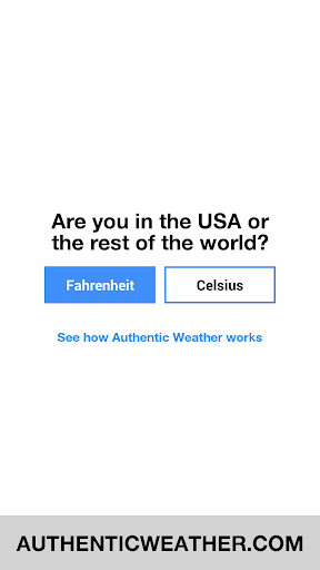 Authentic Weather for PC